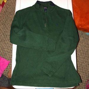Ralph Lauren 3/4 zip sweater